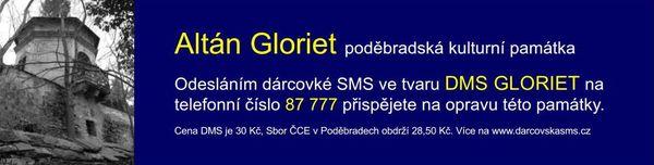 podpořte obnovu altábu gloriet